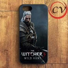 The Witcher 3 Wild Hunt Geralt iPhone 5 | iPhone 5S Case