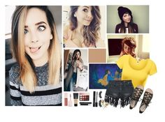 """""""''Son of Man, look to the sky Lift your spirit, set it free Some day you'll walk tall with pride Son of Man, a man in time you'll  be'': Jane and Tarzan Daughter OC"""" by thesecretfightersoffashion ❤ liked on Polyvore featuring Zoella Beauty, Sans Souci, Billabong, Puma, Maybelline, Christian Dior, Battington, Sephora Collection and Bling Jewelry"""