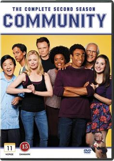 Oh, Annie's Boobs made the cover?? Community season 2.