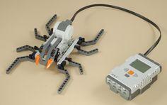 LEGO Mindstorms NXT Spider