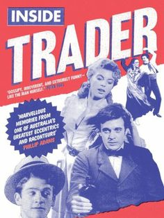 Inside Trader book cover