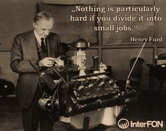 Henry Ford Quote  -  #entrepreneurquotes #kurttasche