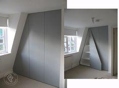 built in furniture for loft rooms