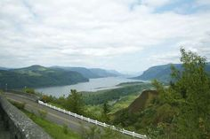 Running for 70 miles along the Columbia River, starting just east of Portland, Oregon, this route wi... - Courtesy of wikimedia.org