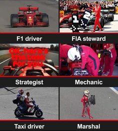 Formula 1 Car Racing, Pikachu Memes, Lewis Hamilton Formula 1, Car Jokes, F1 Season, F1 Drivers, Futuristic Cars, F 1, Thing 1