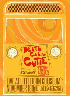 Death Cab For Cutie live at Little John Coliseum