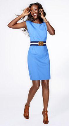 Carolina Blue Dresses - KD Dress