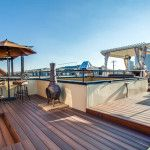 Rooftop Design and Remodel http://www.DFWImproved.com #RooftoopDesign #OutdoorSpace