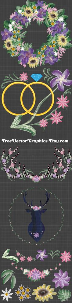 Bride svg png dxf Gold rustic watercolor floral wedding clipart purple flower clipart boho wedding clip art for cake topper and wedding invitation.  Our designer has developed Wedding clipart for you, which you can use for a lot of purposes:  - for printing a t shirt (floral svg), case iphone; - for scrapbooking, decoupage, printing a mug; - for create wedding decal and weddingstickers; - for printing a backpack, vinil; - for making post cards, posters and other extraordinary things (with…