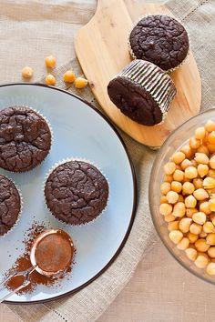 Čokoladni mafini od leblebije