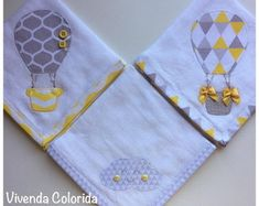 kit-fralda-de-boca-balao Kit Bebe, Kite, Diy And Crafts, Patches, Baby Boy, Handmade Baby, Dressmaking, Appliques, Baby Boys