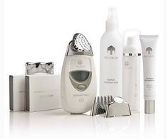 Nuskin Nu Skin ReDesign ageLoc Galvanic Face Spa Package(Black or White) Galvanic Spa Facial Benefits The Galvanic Spa brings the day spa home to you - clarify Galvanic Facial, Ageloc Galvanic Spa, Nu Skin Ageloc, Spa Packages, Beauty Packaging, Spa Treatments, Anti Aging Skin Care, Face And Body, Natural Skin