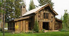 Montana Mountain Retreat | Heritage Restorations
