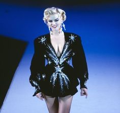 Image result for thierry mugler 90s