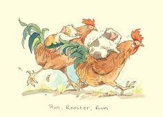 Rooster Race - Anita Jeram