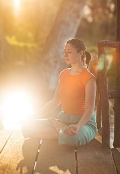 When it comes to meditation, stop being so hard on yourself