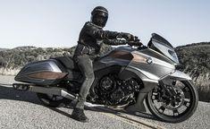 BMW Reveals Concept 101 K1600 Bagger - Motorcycle.com News