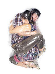 Fleksibel ebony lesbisk
