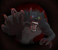 Demon wallpaper in The AerinDeer28's Angels & demons wolf pack Club