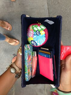 I wish I could carry this little amount of stuff around with me.
