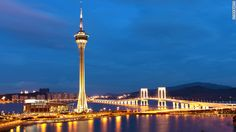 Macau, Asia's flashy casino hub, has overtaken Switzerland in the league tables of the world's wealthiest countries. Flip through to find out which other nations made it into the top 10.