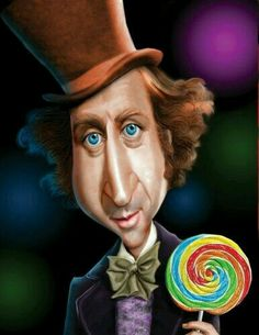 Willy Wonka - Charlie and the Chocolate Factory (Gene Wilder)