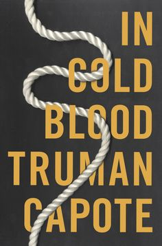 Truman Capote's In Cold Blood Is Being Adapted for Television - Optionated