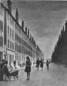 © Bert Hardy - The Forgotten Gorbals, Glasgow, Scotland, 1948