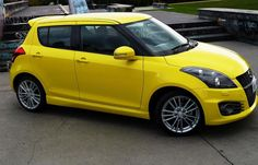 Suzuki Swift Sport 5 doors lease - http://autotras.com