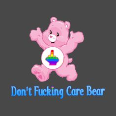 Check out this awesome 'Naughty+Swearing+Care+Bear' design on Trippy Wallpaper, Bear Wallpaper, Cartoon Wallpaper, Care Bear Tattoos, Drug Memes, Drugs Art, Trippy Drawings, Stoner Art, Bedroom Wall Collage