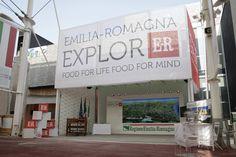 Expo Milano 2015. Inaugurazione della piazzetta Emilia Romagna con il presidente Stefano Bonaccini. http://expo2015.regione.emilia-romagna.it/
