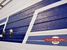 Homeawayfromhome Theboardroom Check Out These Custom - Houseboats vinyl decals