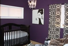 Love this for a baby girls room.