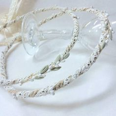 Romantic wedding crowns greek stefana orthodox wedding crowns made ...