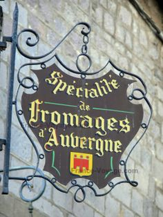 Fromages - Besse-et-Saint-Anastaise