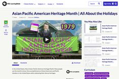 This Asian Pacific American Heritage Month Close Caption, Direct Instruction, Heritage Month, Study History, Instructional Strategies, Social Studies, Kindergarten, Encouragement, Knowledge