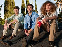Workaholics -  Blake Anderson, Adam DeVine and Anders Holm