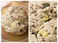 Pâinea cu semințe este foarte gustoasă și sănătoasă, și mult mai atractivă decât…