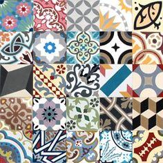 alfombras con dibujos baldosas hidraulicas - Buscar con Google