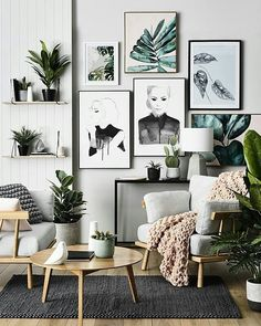Image result for inspiratie planten zwart wit
