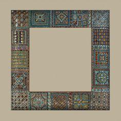 Il Mosaico E Gli Specchi 1a.13 Fantastiche Immagini Su Mosaic Mirrors Mosaico A