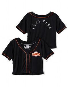 8c0836a7e I have this PINK San Francisco Giants Sequin Crop Baseball Top Nfl Jerseys
