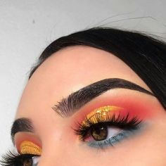 Gorgeous Makeup: Tips and Tricks With Eye Makeup and Eyeshadow – Makeup Design Ideas Glam Makeup, Eye Makeup Glitter, Cute Makeup, Pretty Makeup, Makeup Inspo, Makeup Inspiration, Beauty Makeup, Makeup Ideas, Beauty Tips