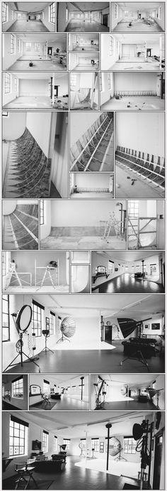 karlbratbyphotographer.co.uk - blog - Studio construction