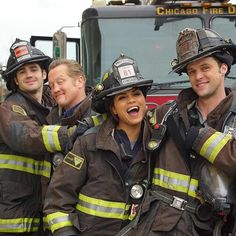 Behind the Scenes   Chicago Fire