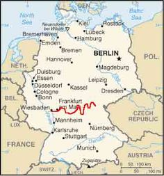 Cold War units in West Germany List of United States Army