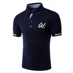 Gratis Verzending Mannen Polo 2016 Zomer Kleding Korte Mouwen Katoen Camisa Polo Masculina Slim Fit Effen Polo Mannen(China (Mainland))