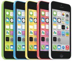 iPhone 5c - Desde $344 al mes en Decompras.com