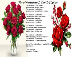 sisters poems | sister poems image search results