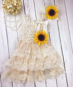 sunflower dress for girls - spring dress for toddlers - sunflower - lace dress for girl - birthday dress for girls - princess dress - family photo outfits Birthday Girl Dress, 1st Birthday Girls, Birthday Dresses, Childrens Party Games, Toddler Party Games, Girls Spring Dresses, Flower Girl Dresses, Flower Girls, Spring Outfits